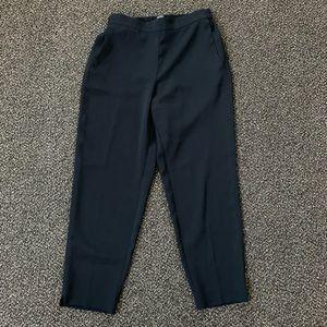 J.Crew Black Dress Skinny Pants